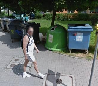 Google Street View w bocznych uliczkach Wałbrzycha. Kto się załapał na zdjęcia do map