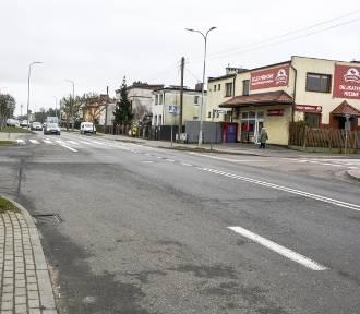 Rumia: Coraz bezpieczniej na ulicy Tysiąclecia. Uwaga! Będą utrudnienia w ruchu [ZDJĘCIA]