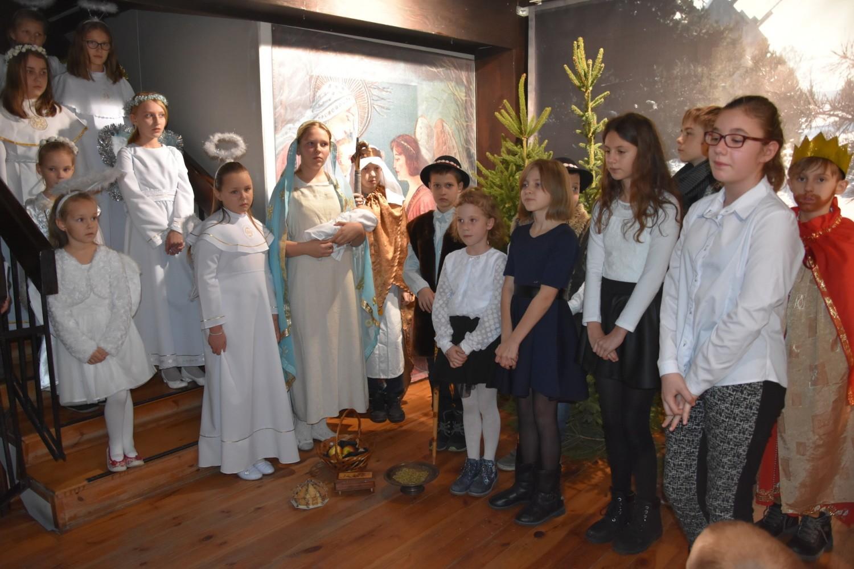 Świąteczna wystawa w Muzeum Ziemi Krajeńskiej już otwarta [zdjęcia]