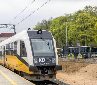 Szynobusy z Kątów Wrocławskich do Wrocławia będą jeździć co 20 minut [NOWY ROZKŁAD JAZDY]