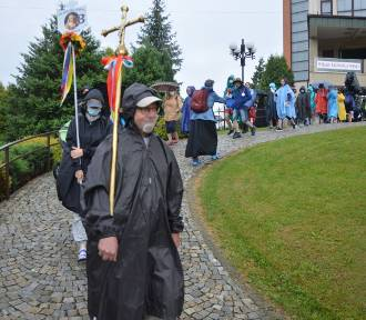 Pielgrzymi z Bochni wymaszerowali dziś na Jasną Górę ZDJĘCIA