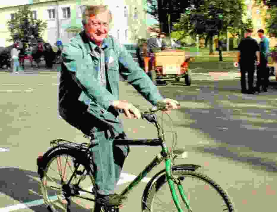 Burmistrz Helwing dał dobry przykład mieszkańcom