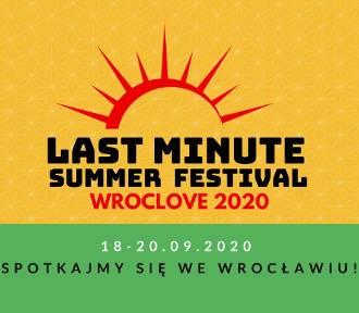 Last Minute Summer Festival już we wrześniu!