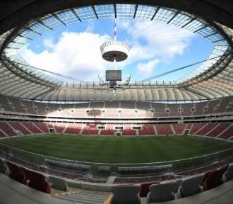 Mapa Stadionu Narodowego, PGE Narodowy. Plan. Wejścia, miejsca i sektory. Jak dojechać na stadion?