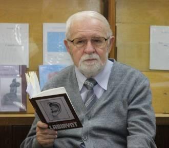 Spotkanie z dr. Józefem Zdunkiem w Kobylinie [ZDJĘCIA]