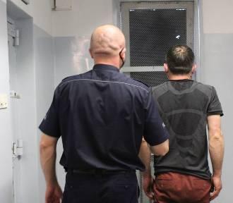 Obywatelskie zatrzymanie pijanego kierowcy w Konopnicy. Miał prawie 3 promile