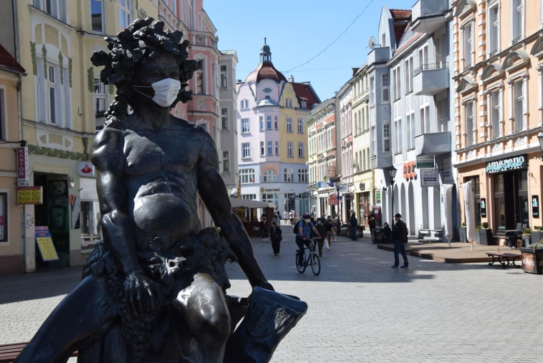 Zielona Góra to dziś największe miasto w województwie lubuski