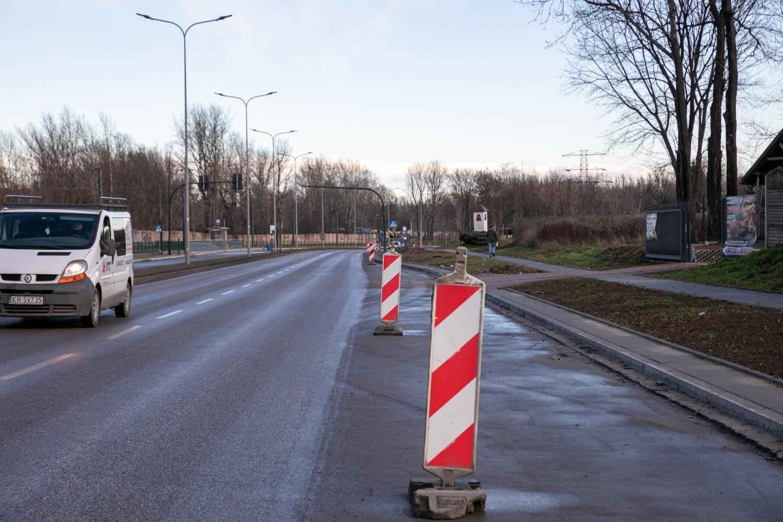 Dobiega końca kolejny rok robót i utrudnień dla kierowców na ulicy Igłomskiej
