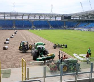 Nowe stadiony 2 ligi. Co jeden to lepszy [ZDJĘCIA, WIDEO]