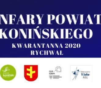 """Zagraj fanfarę – konkurs dla młodych muzyków z powiatu konińskiego  """" Kwarantanna 2020"""""""