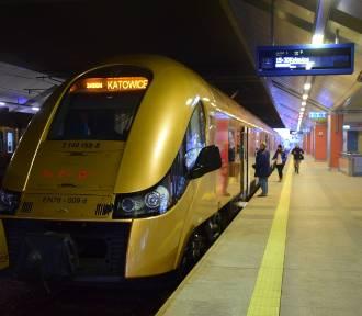 Pociągiem z Katowic do Krakowa pojedziemy w godzinę
