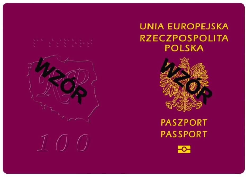Nowy paszport Polski