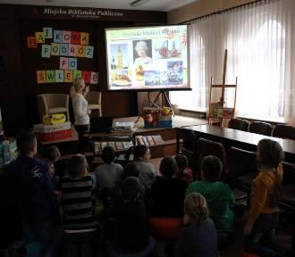 """Nauczycielu, zgłoś swoich uczniów do udziału w zajęciach """"Bajkowa podróż po świecie"""" !"""