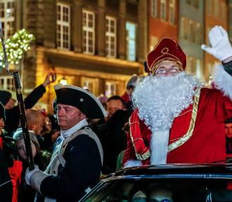 Święty Mikołaj przypłynął do Gdańska [zdjęcia, wideo]