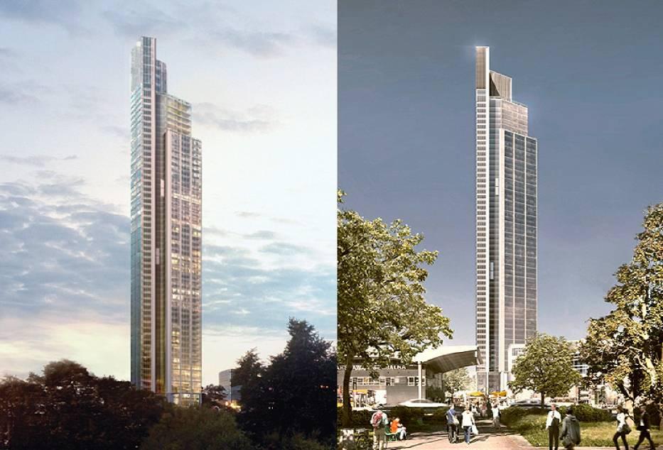 Varso Tower (Polska) - 310 metrów