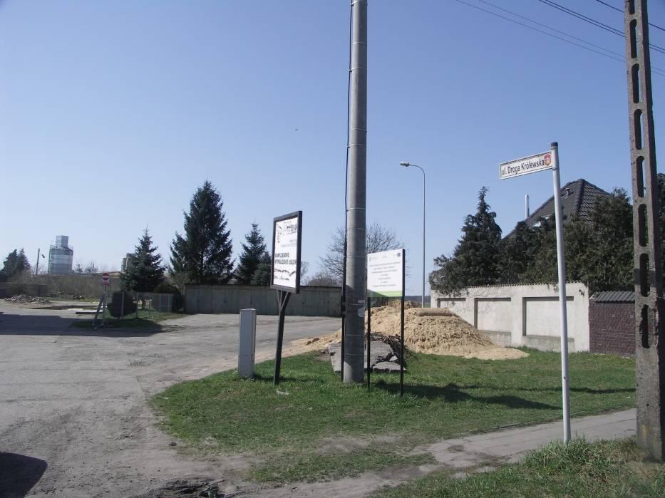 Przebudują Drogę Królewską w Kobylinie za 93 000 zł