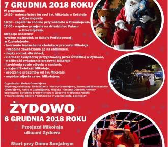 Mikołajki w Czerniejewie: spotkanie z Mikołajem, wspólne zapalenie choinki i wiele innych atrakcji