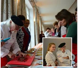 KOŹMIN WLKP.: Wielkie gotowanie z Kurtem Schellerem w pałacu w Orli