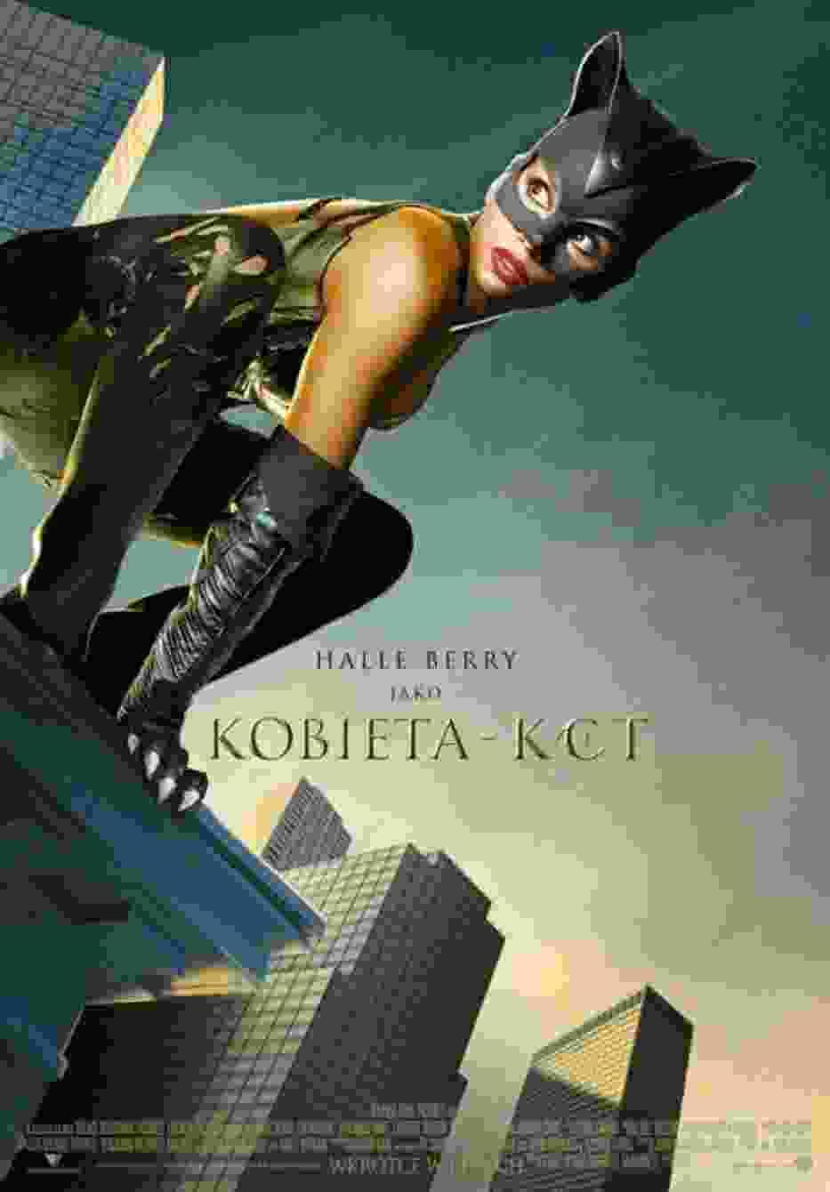 Kobieta Kot - to amerykański film fabularny z 2004 r