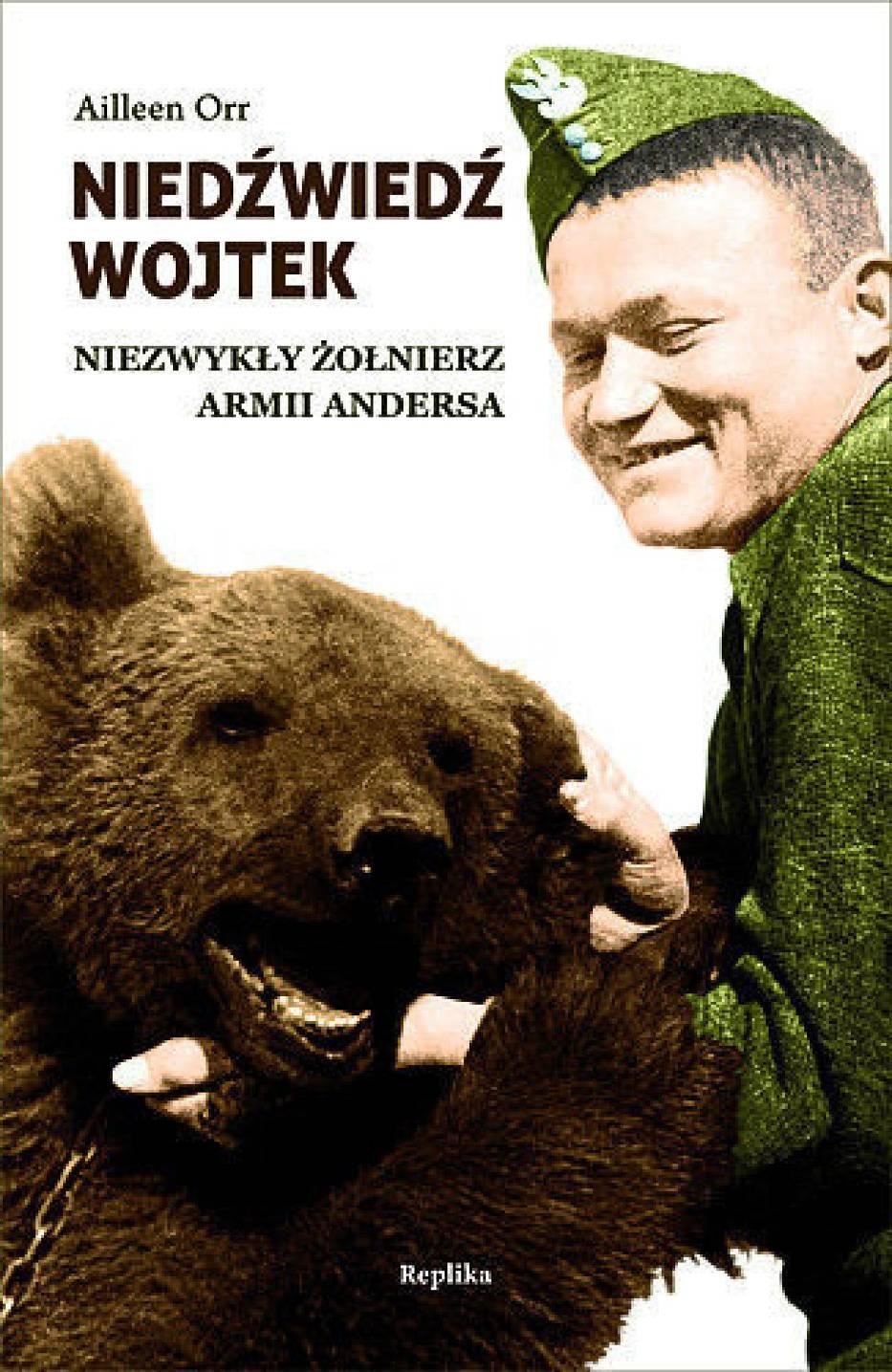 "Aileen Orr ""Niedźwiedź Wojtek"