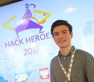 Uczeń z Trójmiasta laureatem konkursu Hack Heroes
