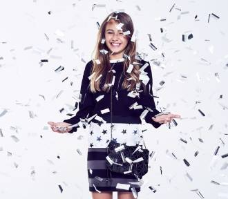 Oliwia Bieniuk, córka Anny Przybylskiej, reklamuje znaną markę odzieżową [ZDJĘCIA]