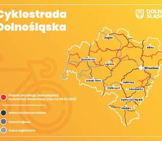 Nowe drogi rowerowe na Dolnym Śląsku. Zobacz trasy!