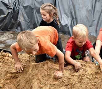 Dzieci w biegu terenowym Miki Run [ZDJĘCIA]