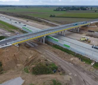 Nowe utrudnienia na budowie A1 na odcinku Kamieńsk - Piotrków