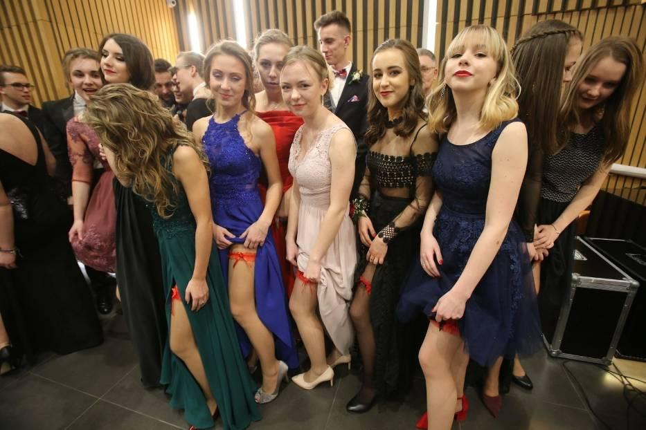 Studniówka VIII Liceum Ogólnokształcącego w Katowicach