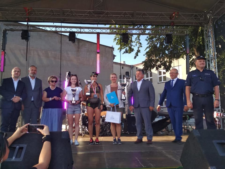Sukcesy Izabeli Wierzchowskiej i Arona Przybyła na mistrzostwach Wielkopolski służb mundurowych