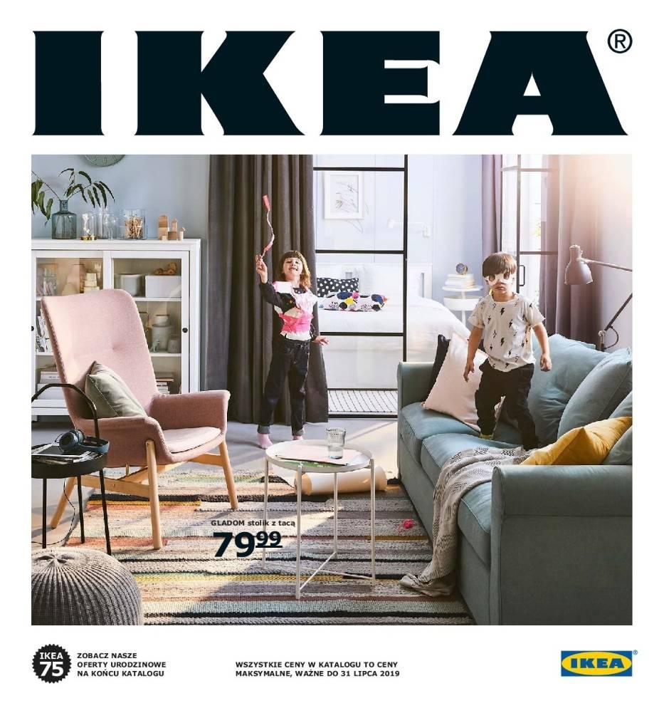 nowy katalog ikea 2019 zobacz co b dzie mo na kupi w. Black Bedroom Furniture Sets. Home Design Ideas