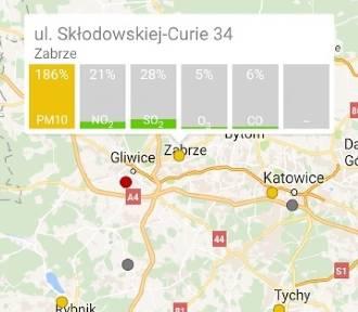 Smog w woj. śląskim: Normy znów przekroczone. Sprawdź gdzie