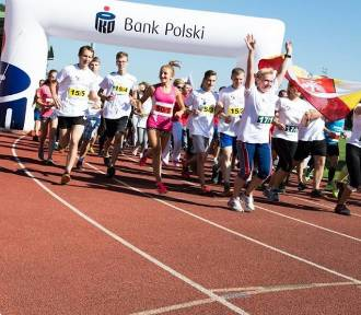 2. PKO Bieg Charytatywny: w Łomży biegniemy z Lidią Chojecką [ZDJĘCIA]