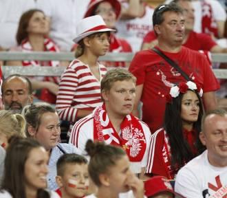 Kibice na meczu Polska-Słowenia. Polskie siatkarki wygrały [ZDJĘCIA]