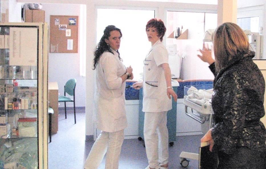 Blok porodowy w Szpitalu Specjalistycznym nr 2 po remoncie zmienił się nie do poznania