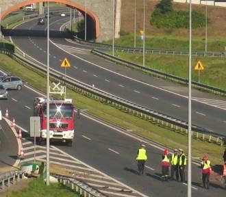 Śmiertelny wypadek na A4. Trasa w kierunku Tarnowa była zablokowana przez 5 godzin [ZDJĘCIA]