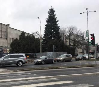 Spore korki w centrum Gorzowa. Utrudnienia szybko nie znikną. Nie jedź na pamięć!