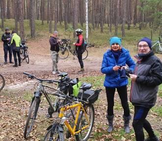Załoga Rowerowa Zgrzyt z Bełchatowa na kolejnej wyprawie