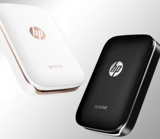 HP Sprocket - drukarka do zdjęć niewiele większa od smartfona