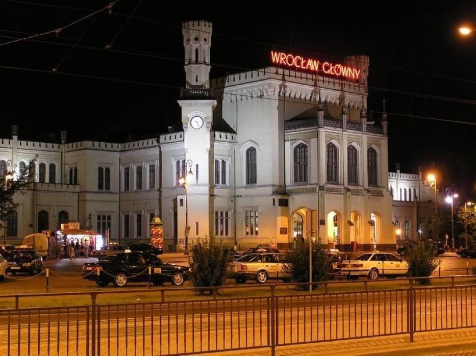 Dworzec PKP Wrocław Główny