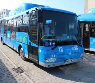 Autobusy linii 8 i 25 nie dojadą do końca trasy w Chełmku