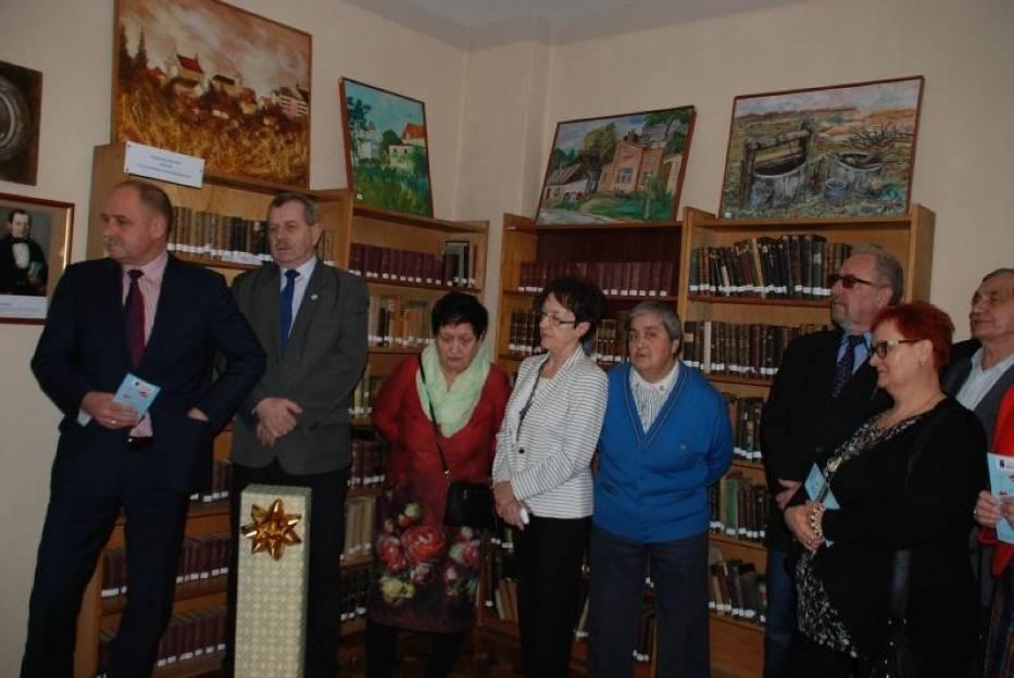 Otwarcie Izby Regionalnej Towarzystwa Miłośników Kujaw w Radziejowie