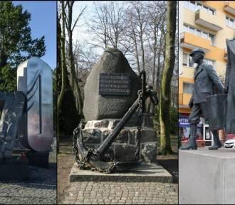 Z jakiej okazji zostały postawione te pomniki w Trójmieście?