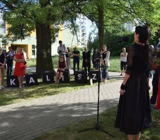 """Wystawa Agnieszki Zaśko """"ONA"""" w Bibliotece Głównej w Kaliszu ZDJĘCIA"""
