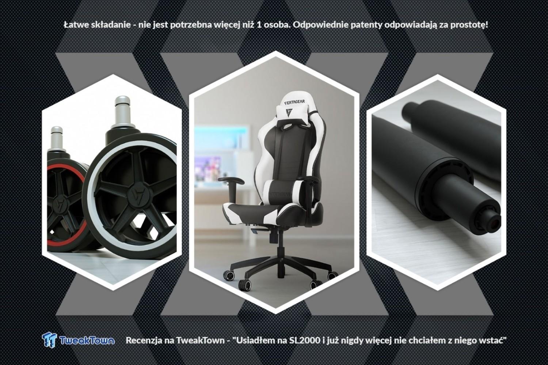 Fotel Vertagear SL2000
