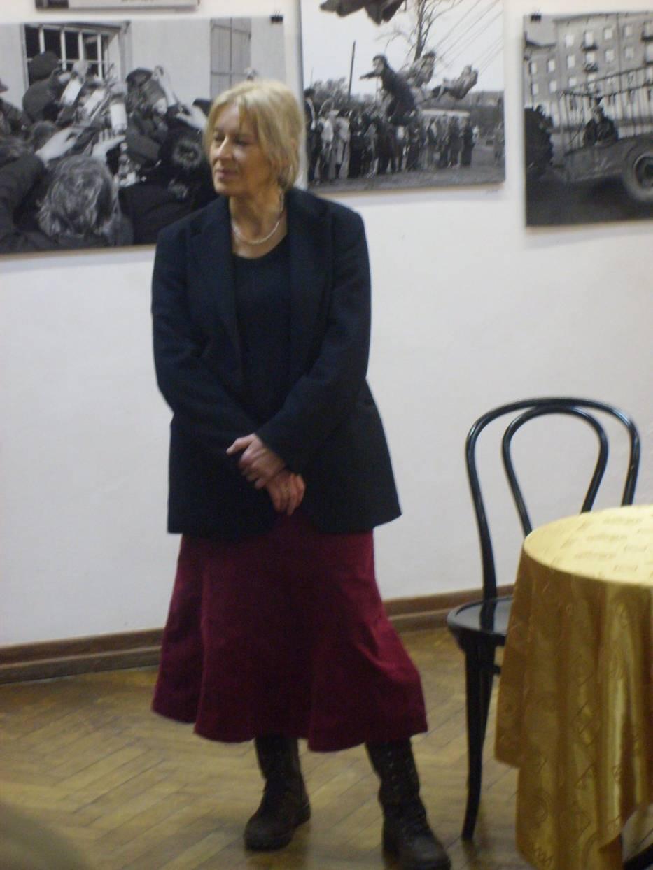 Anna Musiałówna w Ostrowcu Świętokrzyskim