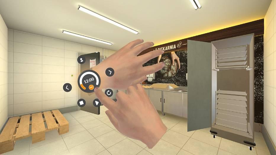 Biedronka testuje okulary z wirtualną rzeczywistością. Nauczą pracowników, jak wypiekać chleb i bułki