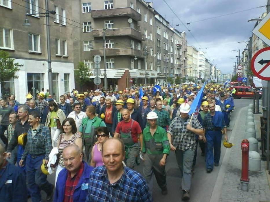 Marsz stoczniowców