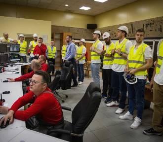 Koszykarze Anwilu Włocławek odwiedzili Anwil SA - siedzibę sponsora strategicznego KK Włocławek